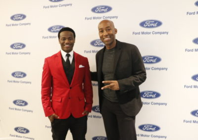 With a Ford Motor company consultant, NDPC conference Detroit, MI