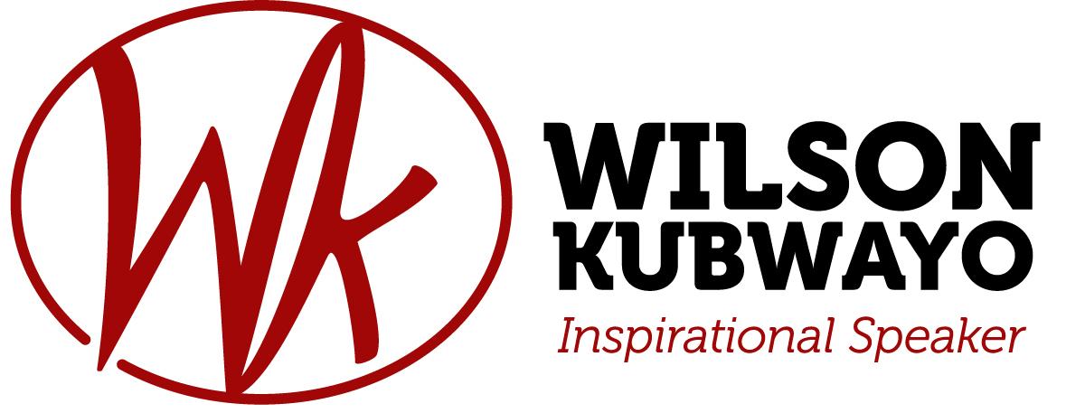 Wilson Kubwayo, Inspirational Speaker