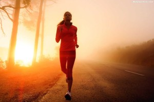 Running-Exercise-Sunrise